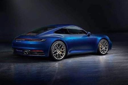 Porsche 911 2020 2