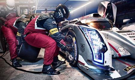 Las 24 horas de Le Mans 2014 calientan motores