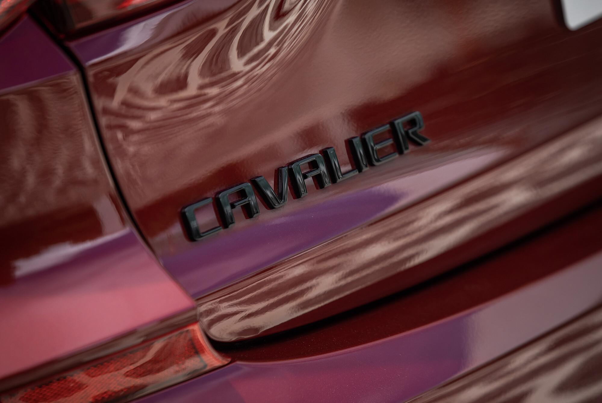 Foto de Chevrolet Cavalier 2022 (23/24)
