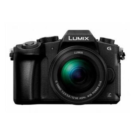Panasonic Lumix Dmc G80mec K 3