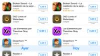 Es oficial, los precios de la App Store ya han subido