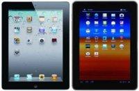 Apple podría haber alterado las medidas del tablet de Samsung en su denuncia para bloquear su venta en Europa