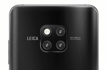 Huawei Mate 20 y Mate 20 Pro: uno con sensor de huellas trasero y otro con sensor en pantalla, pero ambos con tres cámaras