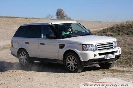 Range Rover Sport TDV8, prueba (parte 4)