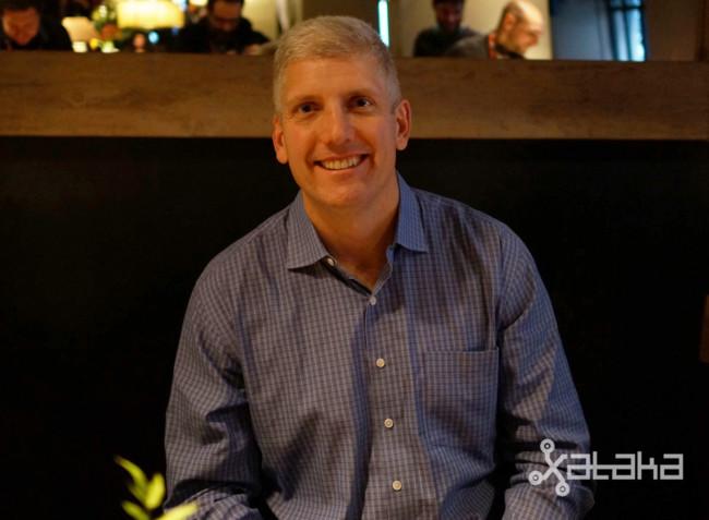 Rick Osterloh De Motorola