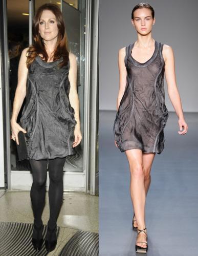 Los vestidos más versátiles son los de Calvin Klein