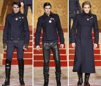 Chanel Pre-Fall 2009, la inspiración está en Moscú