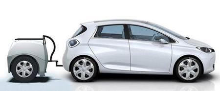 El remolque EP-Tender o la solución para los largos viajes con el coche eléctrico
