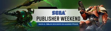 Ofertas de fin de semana de parte de SEGA en Steam