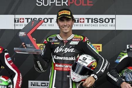 Superbikes España 2014: pole para Loris Baz y Michael van der Mark