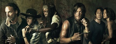 Récords y ocaso zombi: así ha respondido la audiencia a los diferentes arcos de 'The Walking Dead'