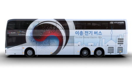 Electric Double Decker Bus 3