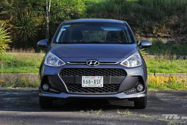 Hyundai Grand i10 hatchback 2018, esta semana en el garaje de Motorpasión México