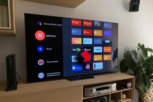 Así he configurado paso a paso Alexa en un televisor Sony con Android TV