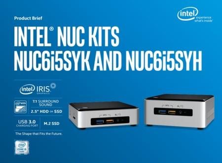 Intel Nuc Corei5 Skylake