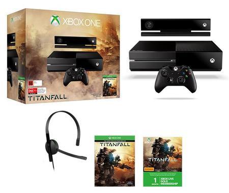 """El bundle de Xbox One más """"Titanfall"""" ya tiene precio en México"""