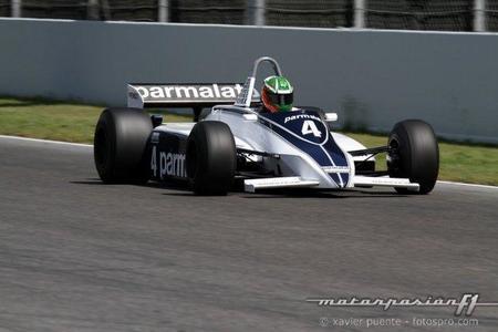 Entrevista a Joaquim Folch, piloto del FIA Historic Formula One Championship
