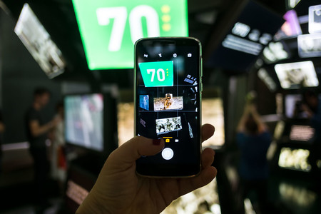 Moto G6 Camara App 01