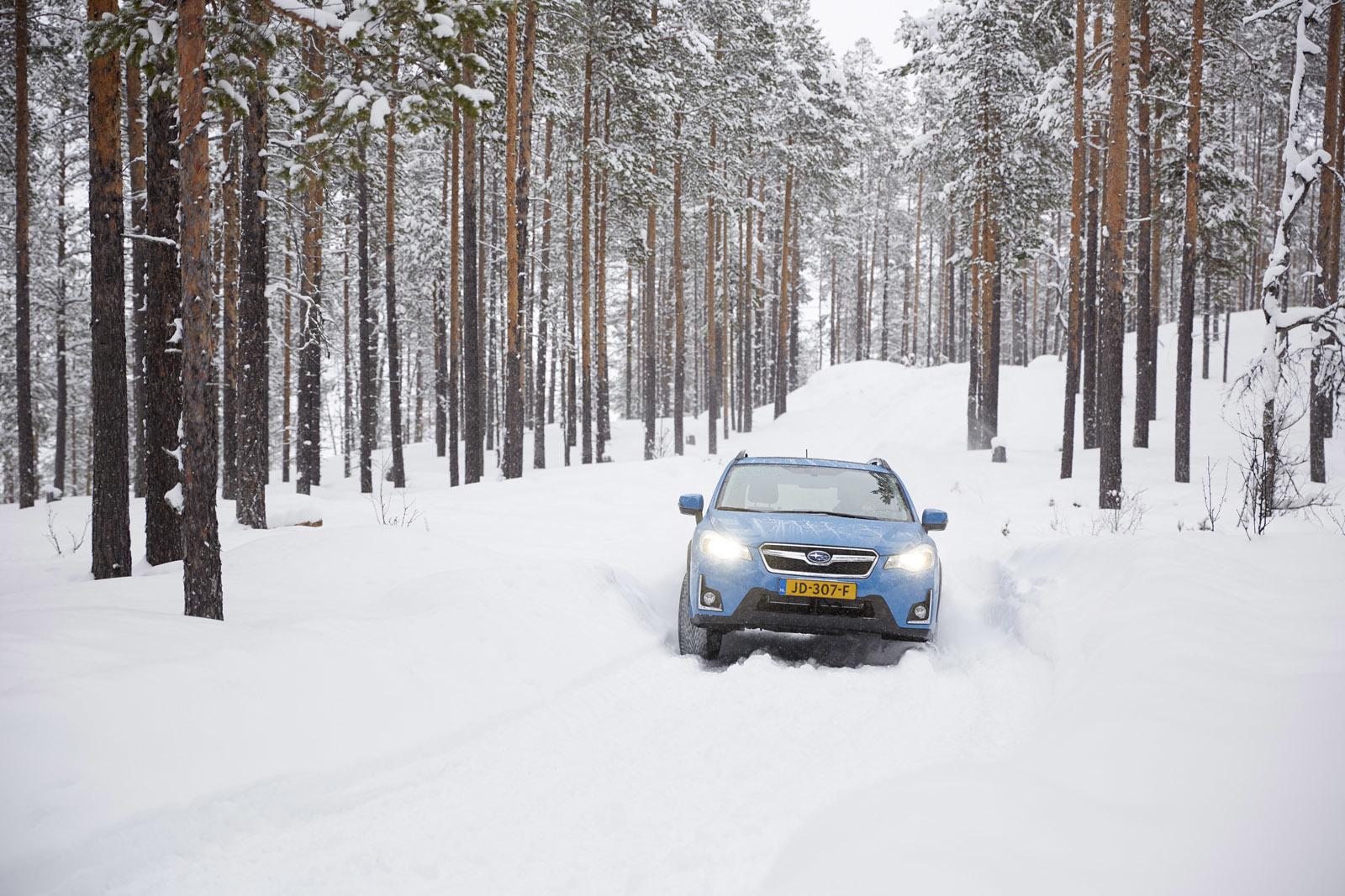 Foto de Subaru Snow Drive 2016 (111/137)
