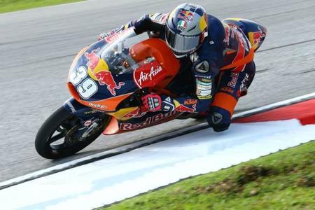MotoGP Malasia 2013: Luis Salom vuelve a la senda de la victoria en Moto3