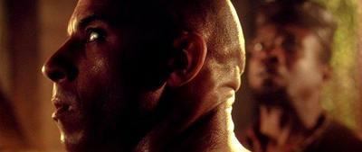 'Las crónicas de Riddick', estimable y adrenalítica