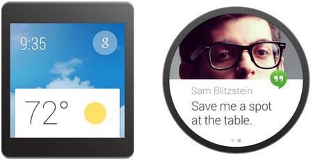 Android Wear muestra de lo que ya es capaz, y es sorprendente