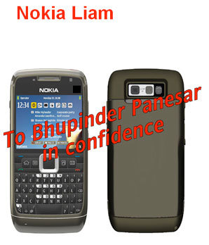 Nokia E71 [CES 2008]
