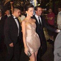 Kate Beckinsale y Eva Longoria de fiesta post inauguración y Camilla Belle ¡ya está en Cannes!