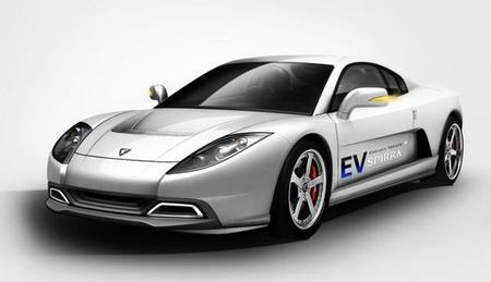 Oullim Spirra EV, ¿En camino un superdeportivo coreano?