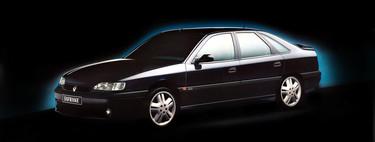 Renault Safrane Biturbo, o cuando Renault recurrió al tuning para enfrentarse a BMW y Mercedes... y le salió mal
