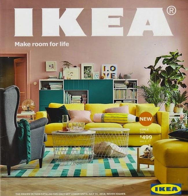 Catalogo Ikea 2018