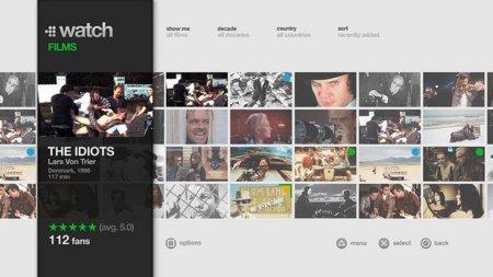Cine en streaming en la PS3 de la mano de MUBI