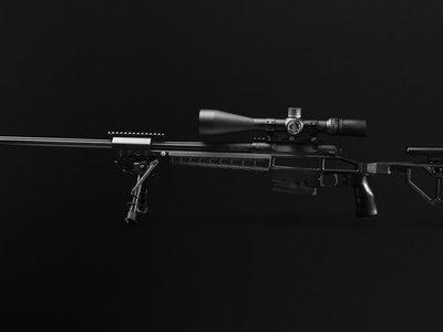 Con este nuevo rifle se alcanzarán blancos a más de cuatro kilómetros de distancia