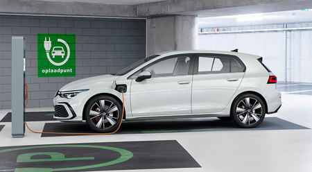 Volkswagen Golf VIII filtraciones PHEV híbrido