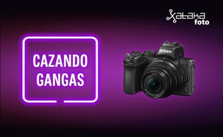 Nikon Z50, Canon EOS M200, Apple iPhone 12 y más cámaras, móviles, ópticas y accesorios en oferta en el Cazando Gangas