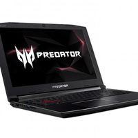 Hoy en Amazon, el potente portátil gaming Acer Predator Helios 300 PH315-51-76VB, cuesta 300 euros menos de lo habitual
