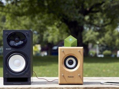 Vamp Stereo, un receptor Bluetooth para convertir en inalámbrico cualquier altavoz de la casa