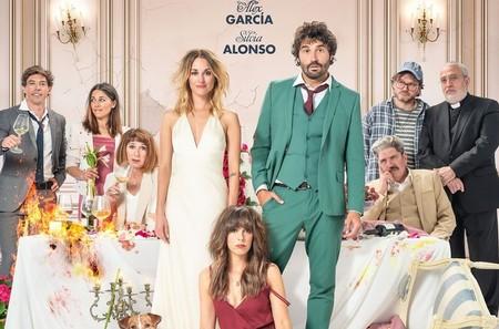 'Hasta que la boda nos separe': una simpática comedia que aspira a ser el nuevo gran éxito del cine español