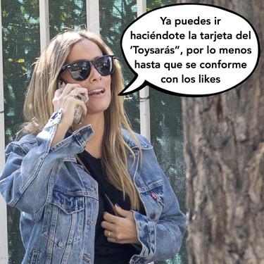 María Pombo revela quiénes serán los padrinos de Martín, el bebé que espera junto a Pablo Castellano