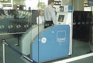Escaner de zapatos en los aeropuertos