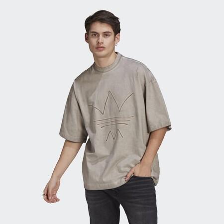 Camiseta R Y V Oversize Abstract Trefoil