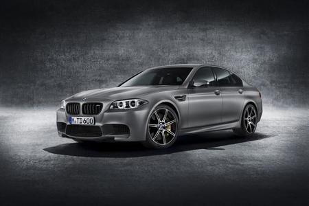 BMW M5 30 Aniversario, 600 caballos para el BMW más potente de la historia
