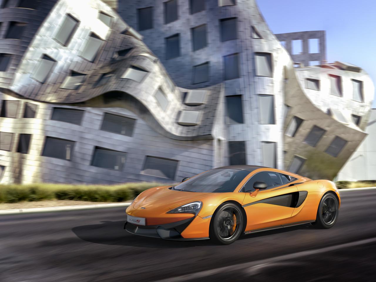 Foto de McLaren 570S Coupé (12/30)