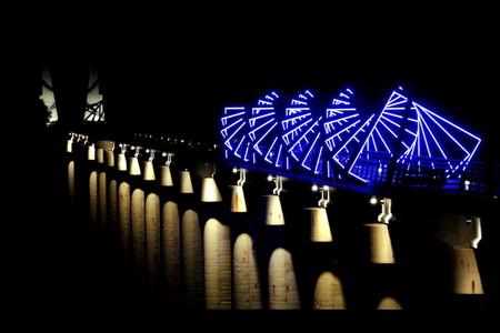 Alto Puente De Caballete Iowa