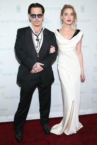 Ya tenemos las primeras imágenes de la boda de Johnny Depp y Amber Heard