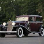Joyas a subasta: Cadillac V-16 Sedan, ideal para jugar a los gangsters