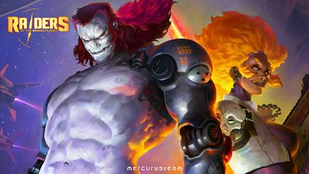 Ya está disponible la expansión Raiders of the Broken Planet: La Traición del Hades y su nuevo sistema de progreso
