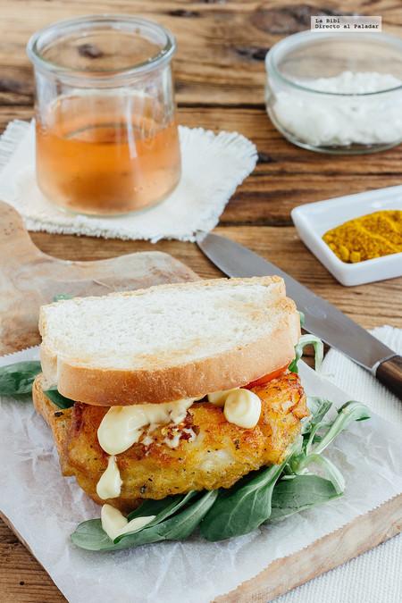 Sandwich Pescado