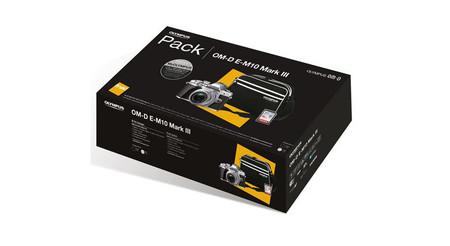 Olympus E M10 Mark Iii Pack