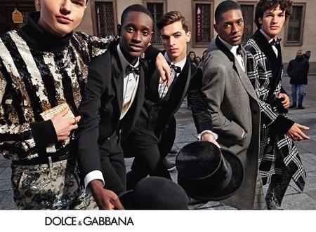 Dolce Gabbana Vuelve A Reclutar A Su Ejercito Millennial Para Su Nueva Campana De Invierno 04